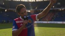 Link öffnet eine Lightbox. Video Basel sagt Delgado «adiós» abspielen