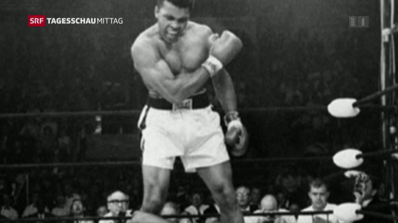 Muhammad Ali: Den letzten Kampf verloren