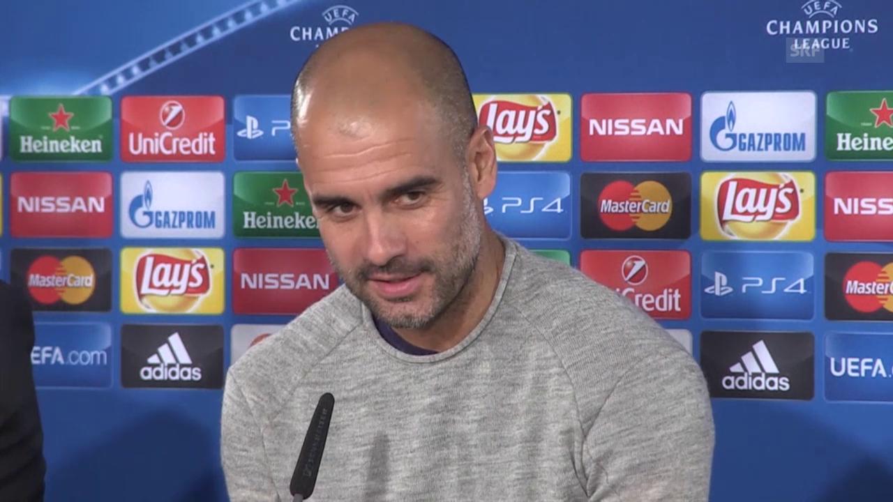 Fussball: Champions League 2015/16, vor Bayern - Arsenal
