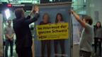 Video ««Selbstbestimmungs-Initiative»: Nein-Komitee startet Kampagne» abspielen