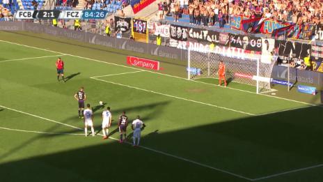 Video «Fussball, Super League, FCB-FCZ, 3:1 Janko» abspielen