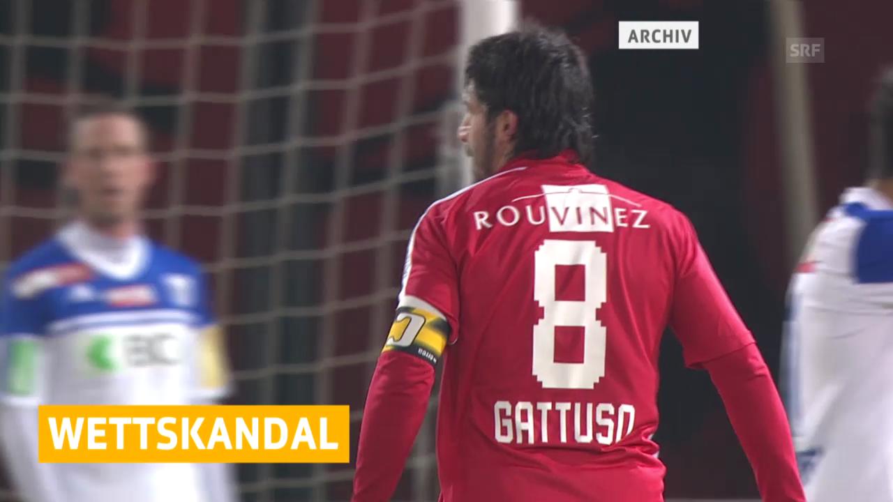Fussball: Razzia bei Gattuso («sportaktuell, 17.12.2013)