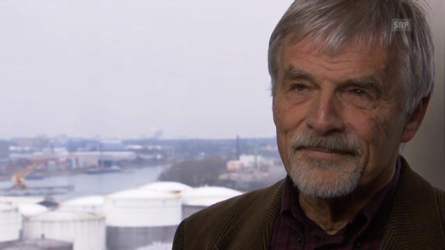 Peter Burri über «Fracking»