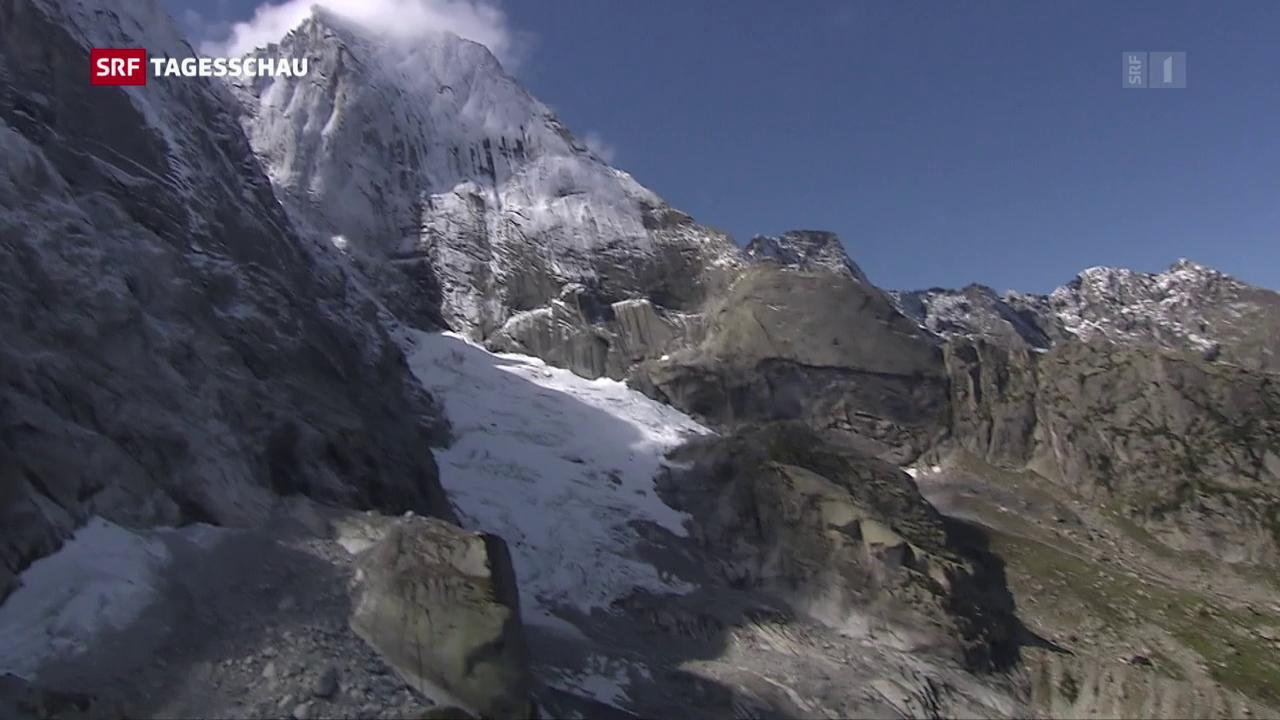 Den Berg im Visier – Millimeter genau