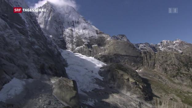 Video «Den Berg im Visier – Millimeter genau» abspielen