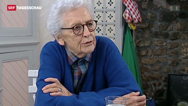 Kämpferin, mutig und links: Biografie über Laure Wyss