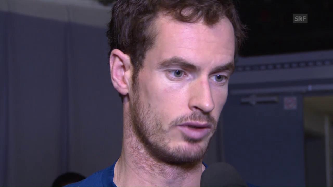 Murray: «Ich musste konstanter werden»