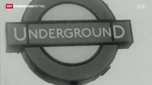 150 Jahre London «Tube