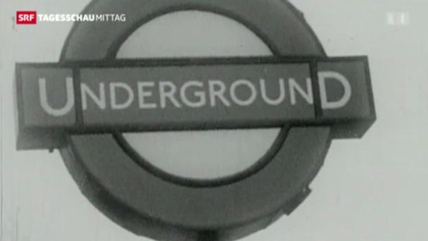 Video «150 Jahre London «Tube» abspielen