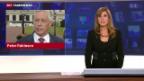 Video «Nordirland: Robinson kündigt Rücktritt an» abspielen