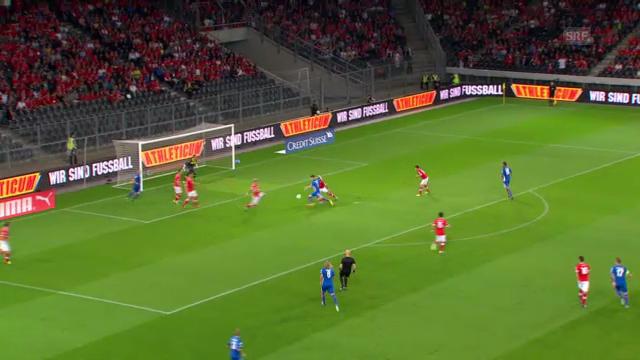Schweiz gegen Island nur mit Remis («sportaktuell»)