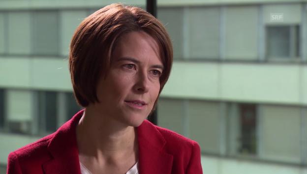 Video «Exklusives Interview mit FDP-Nationalrätin Petra Gössi» abspielen