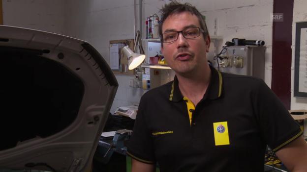 Video «Was beim Mororenöl wichtig ist 2» abspielen