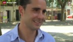 Video «Falciani will als Spitzenkandidat ins Europaparlament» abspielen