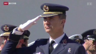 Video «Spanien und die Monarchie» abspielen