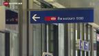 Video «SBB verabschieden sich vom Reisebürogeschäft» abspielen