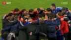 Video «EL: Basels trifft im Halbfinal auf Chelsea» abspielen