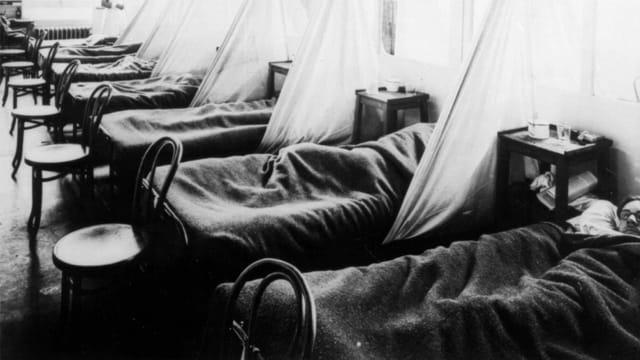 Seuchen gestern und heute – Aus vergangenen Epidemien lernen