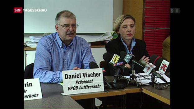 Video «Daniel Vischer gestorben» abspielen