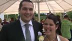 Video «Heiratend: Schwinger Raphael Zwyssig» abspielen