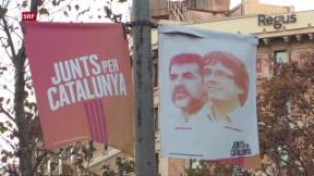 Video «Katalonien wählt» abspielen