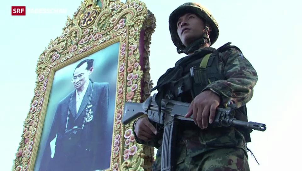 Festnahmen in Thailand
