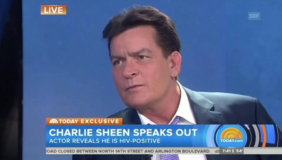 Charlie Sheens HIV-Geständnis