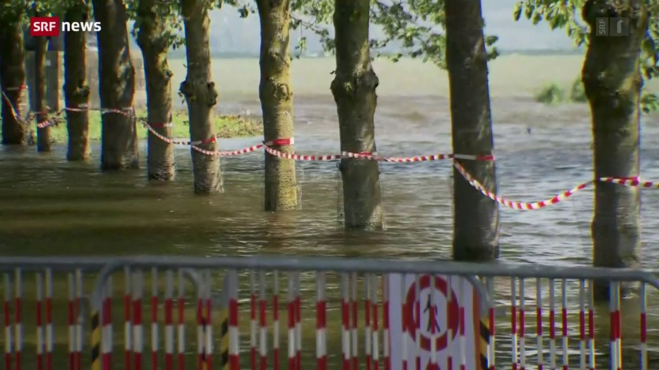 Regulierung der Gewässer im Drei-Seen-Land