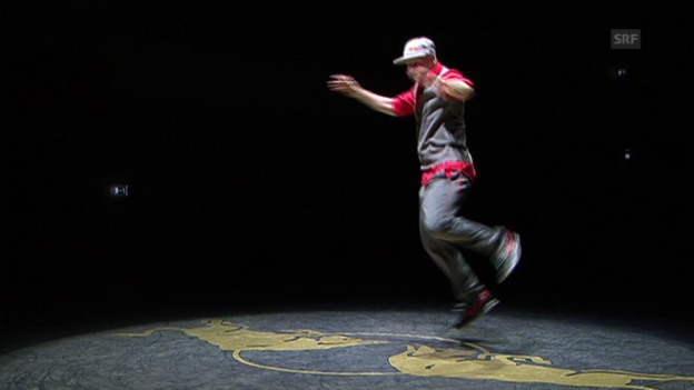 Video «Breakdance trifft Bach» abspielen