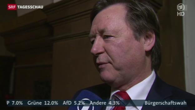 Video «AfD im Hamburger Landesparlament» abspielen