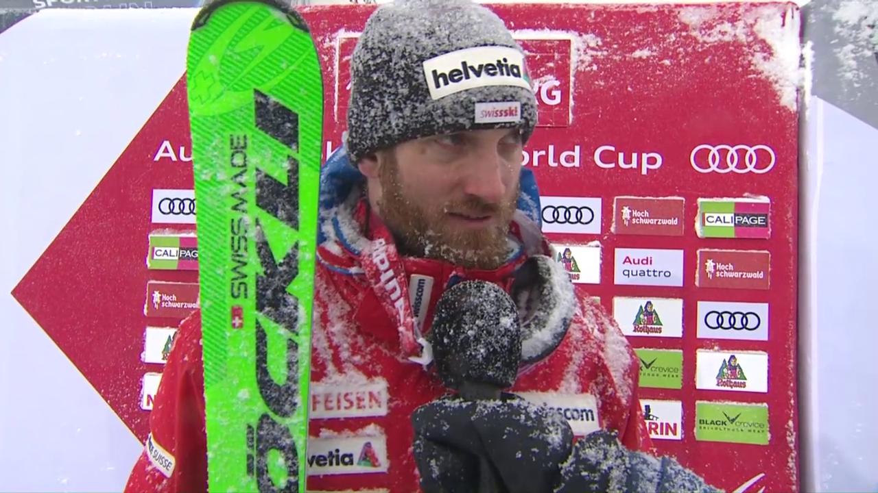 Kein Wetter-, aber Wettkampfglück für die Schweizer Skicrosser