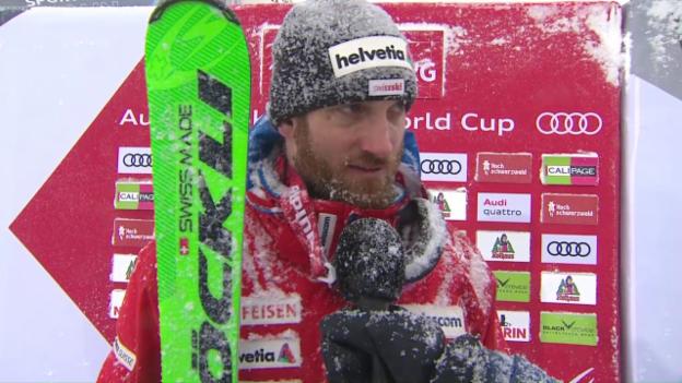 Video «Kein Wetter-, aber Wettkampfglück für die Schweizer Skicrosser» abspielen