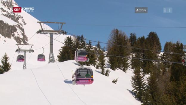 Video «Kanton unterstützt Bergbahnen» abspielen