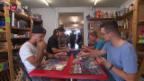 Video ««Magic» – Eintauchen in die Welt der Kartenspiele» abspielen
