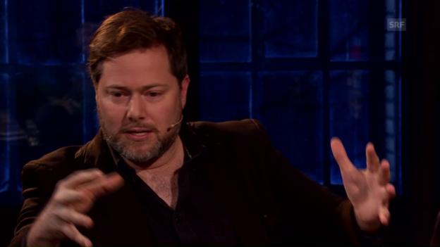 Video «Duftnote – Milo Rau über Peter von Matts «Sieben Küsse»» abspielen