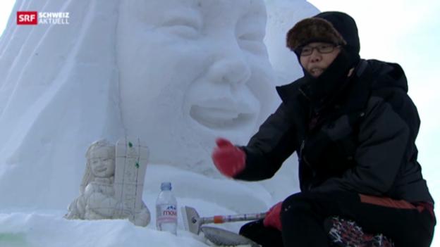 Video «Schweiz aktuell vom 25.01.2013» abspielen