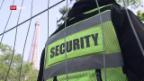Video «Die Sicherheit an der EURO 2016» abspielen