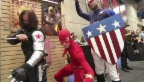 Video «Superhelden, wohin das Auge reicht» abspielen