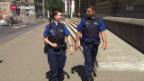 Video «Einheitliche Polizei-Uniformen» abspielen
