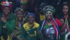 Video «Trauerfeier für Mandela» abspielen