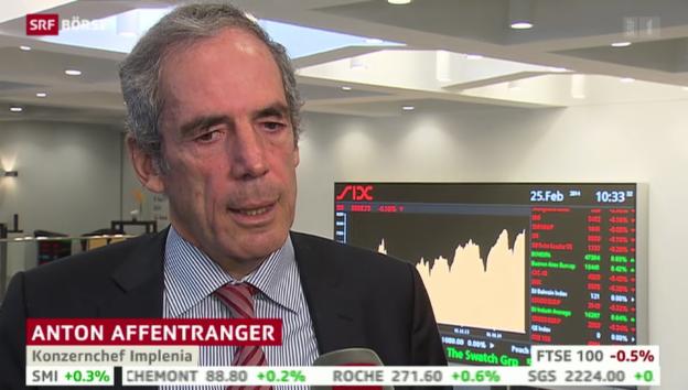 Video «SRF Börse vom 25.02.2014» abspielen