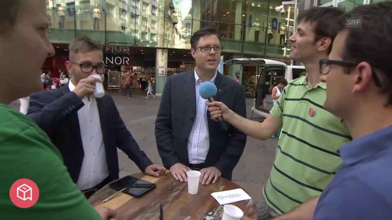 politbox on tour #6: Live-Sendung aus Lugano