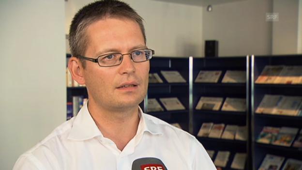 Video «Meinrad Vetter, Economiesuisse, zur Verordnung» abspielen