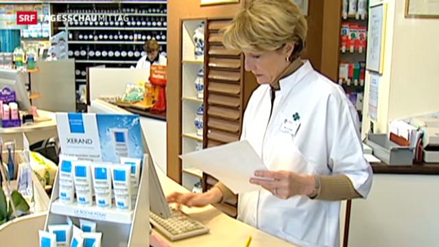 Pharmabranche sieht sich unter Druck