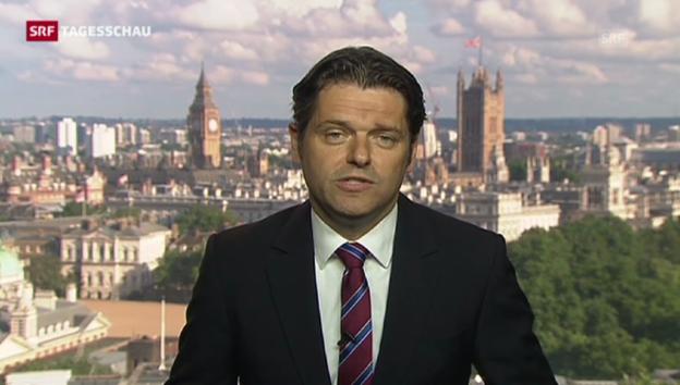 Video «Urs Gredig: Freunde hat sich Cameron nicht gemacht» abspielen