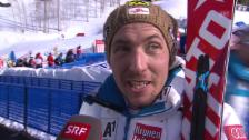 Video «Ski: Marcel Hirscher vor der Super-Kombi» abspielen