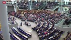 Video «Deutschland hat ein neues Parlament» abspielen