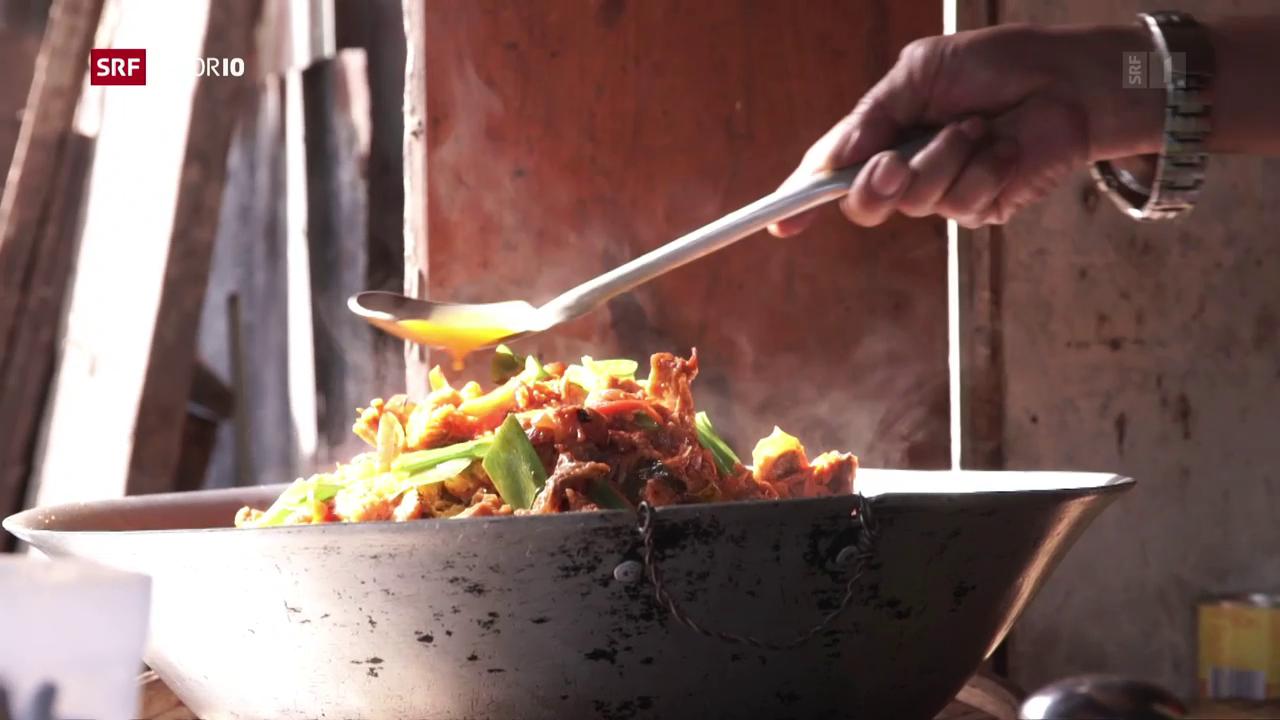 «Das Menü von morgen»: Essen aus Abfall