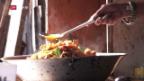 Video ««Das Menü von morgen»: Essen aus Abfall» abspielen