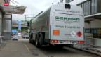 Video «Energielieferanten profitieren vom kalten Frühlingswetter» abspielen